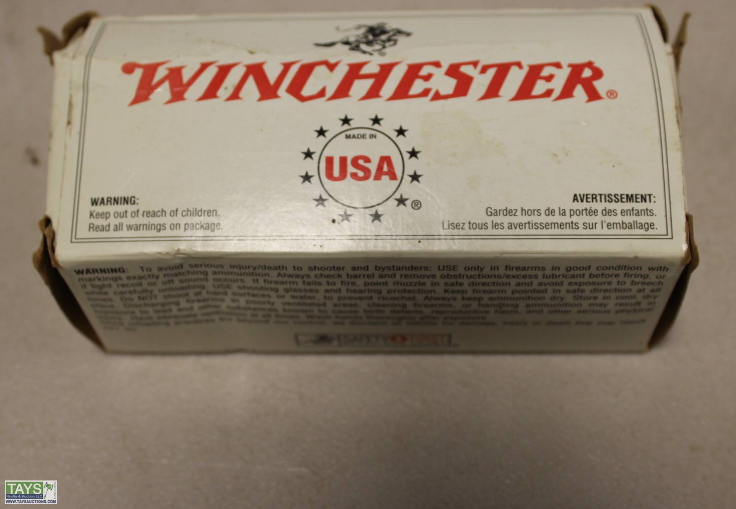 ONLINE ABSOLUTE AUCTION: FIREARMS - COINS - COLLECTIBLES - AMMUNITION - KNIVES