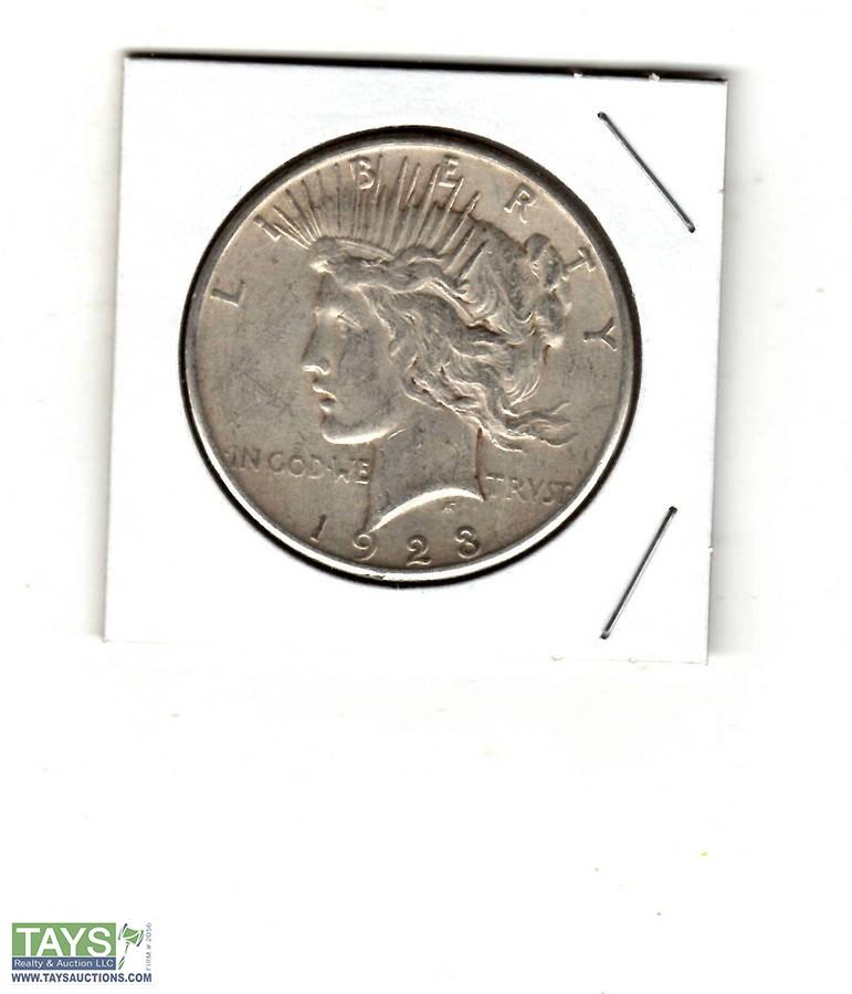 ABSOLUTE ONLINE AUCTION: FIREARMS - COINS - COLLECTIBLES - VEHICLES
