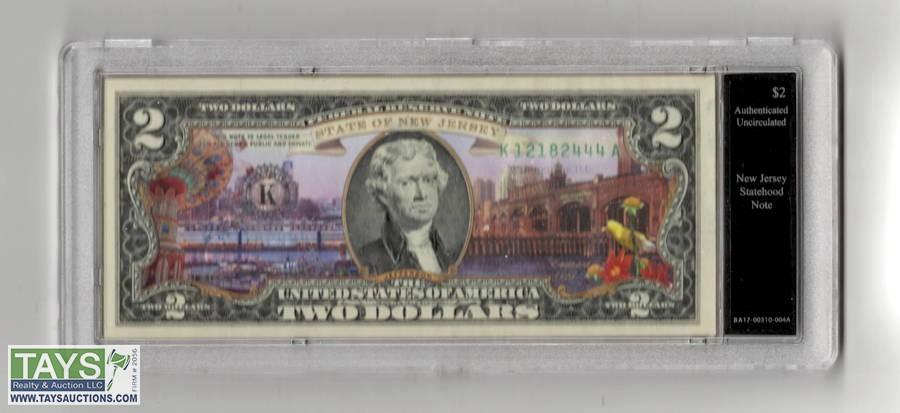 ABSOLUTE ONLINE AUCTION: FIREARMS - COINS - COLLECTIBLES & MORE