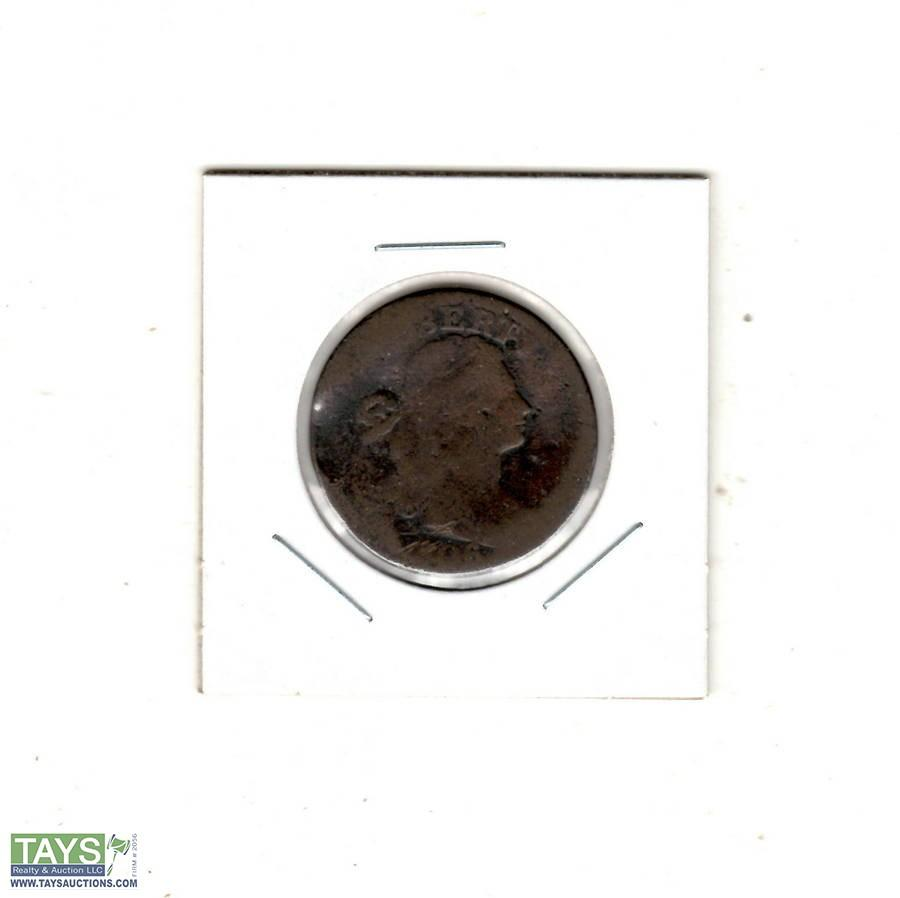 ABSOLUTE ONLINE AUCTION: COINS & CURRENCY - COLLECTIBLES